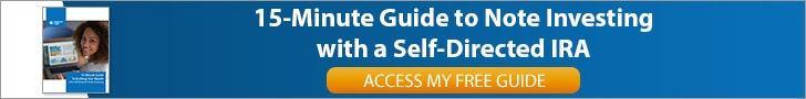 15-Minute Guide to Notes Investing with a Self-Directed IRA